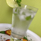 Mint Lime Water
