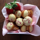 Strawberry Mini-Muffins
